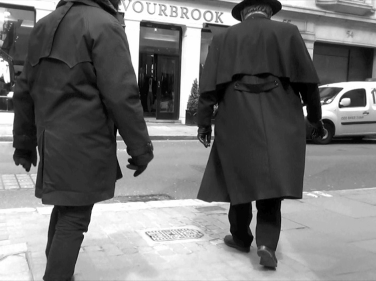 Pickpocket (video still), 2013