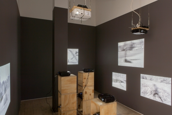 American Silver Screen, installation view, Stevenson Cape Town