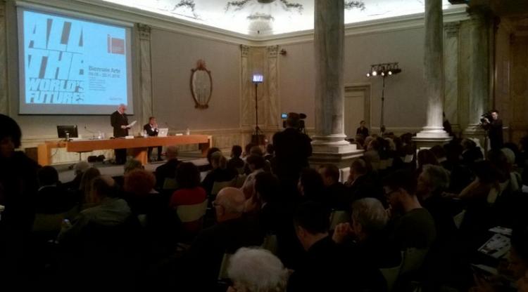 Venice Biennale 2015 press