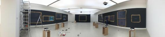 """Metropolitan"", 2016, Kunsthalle Mainz"