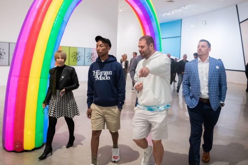NSU Art Museum Pharrell